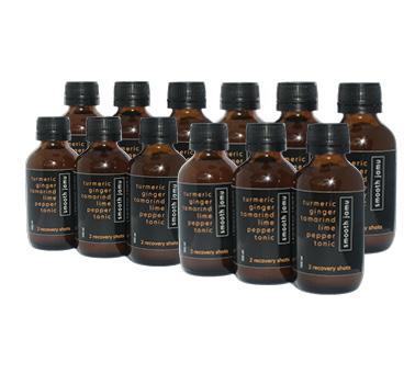 12 pack of shot bottles